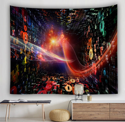 Vibrant Boho Fairyland Tapestry *WORLDWIDE FREE SHIPPING*