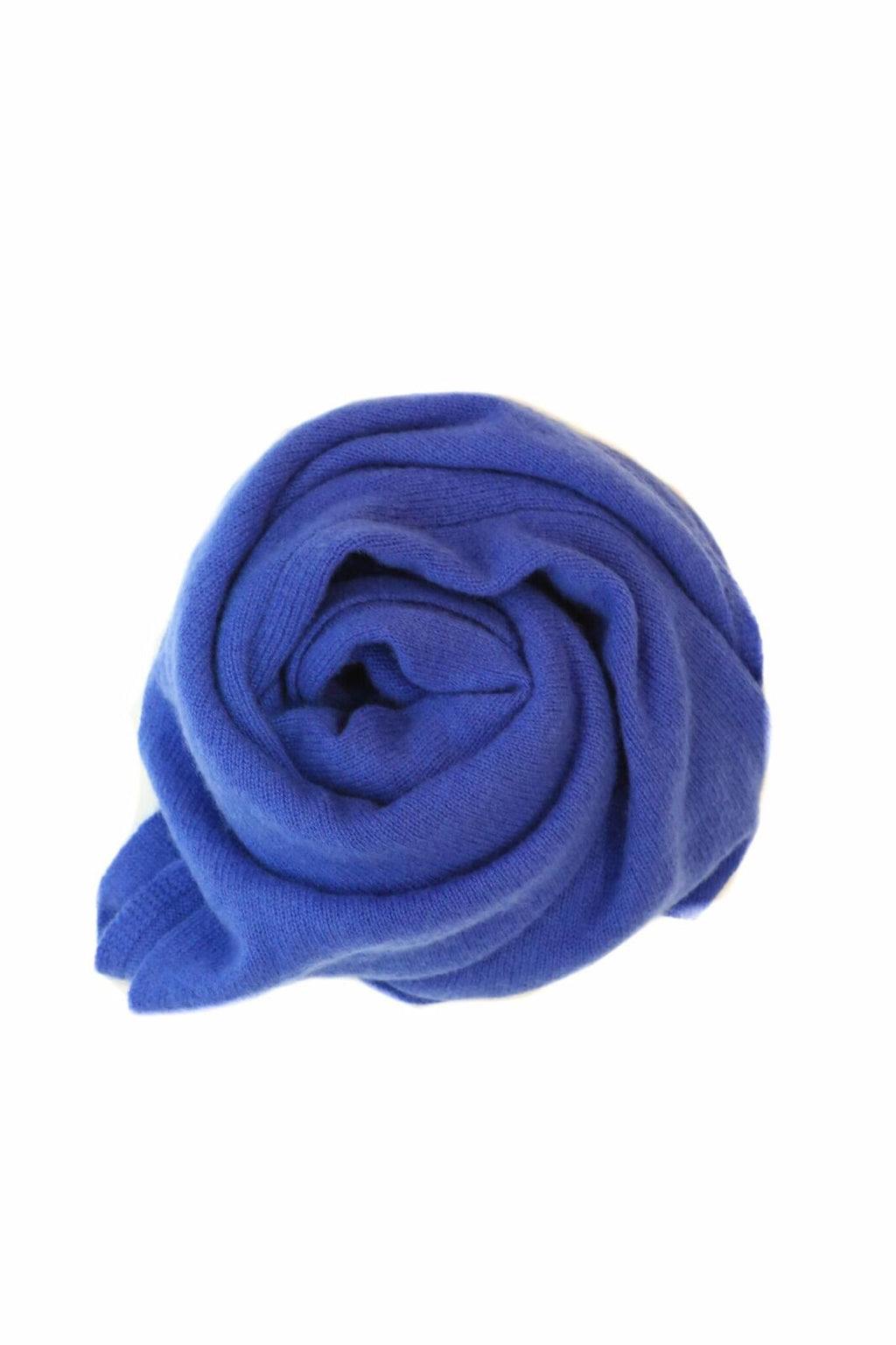 Cashmere Topper - Cruise Blue