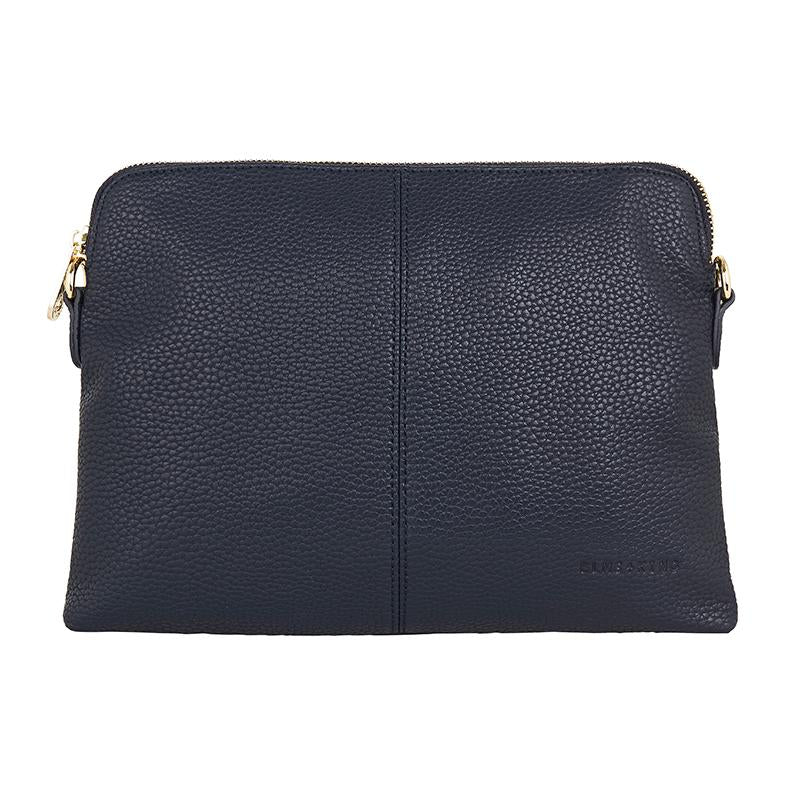 French Navy Clutch Crossbody