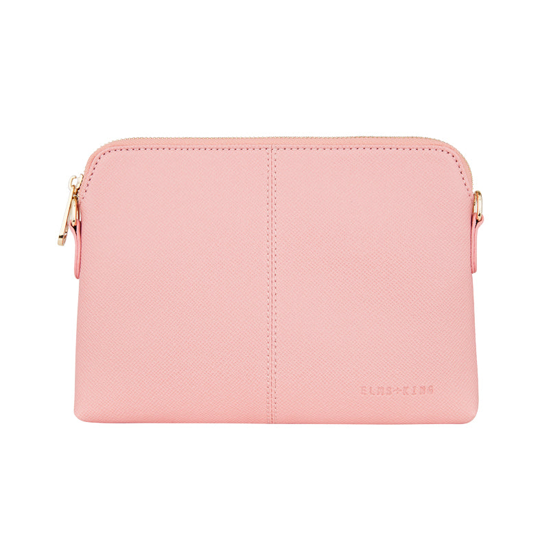 Carnation Pink Crossbody
