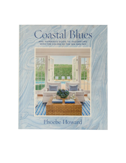 Coastal Blues - Book