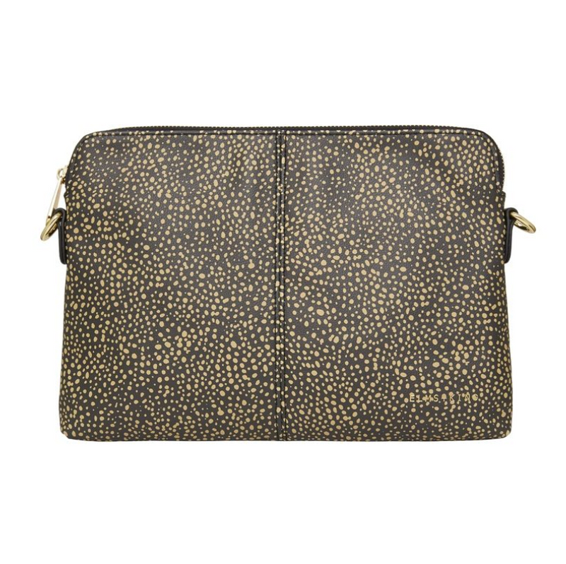 Dark Cheetah Clutch Crossbody