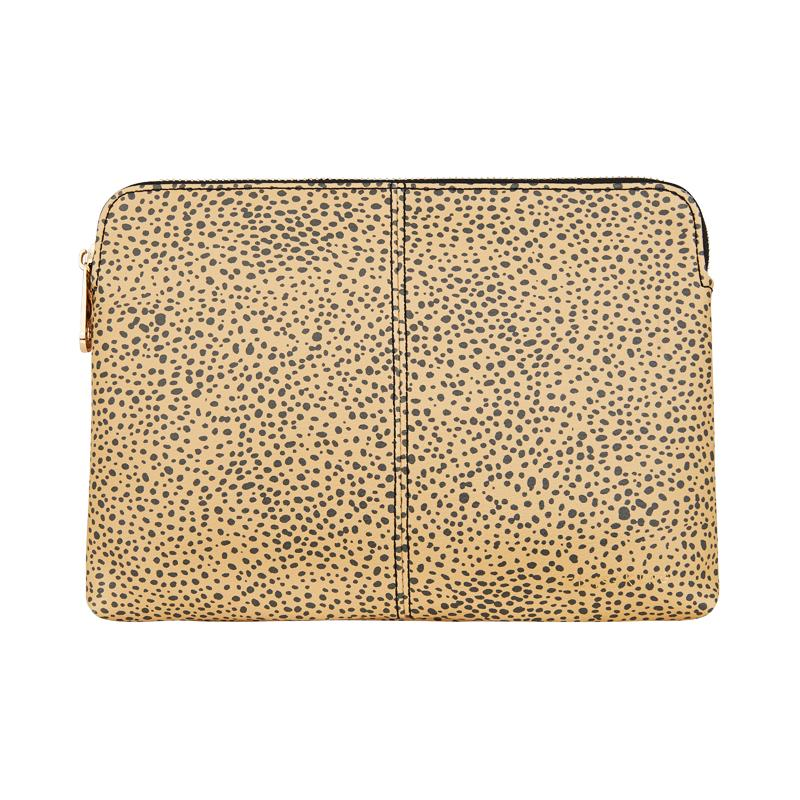 Cheetah Double Crossbody