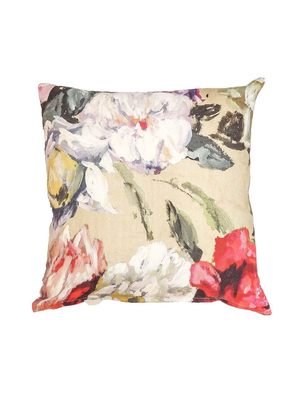 Signature Floral Cushion