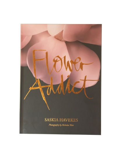 Flower Addict - Book