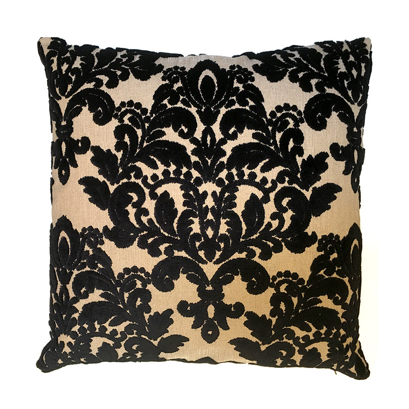 Signature Velvet Cushion