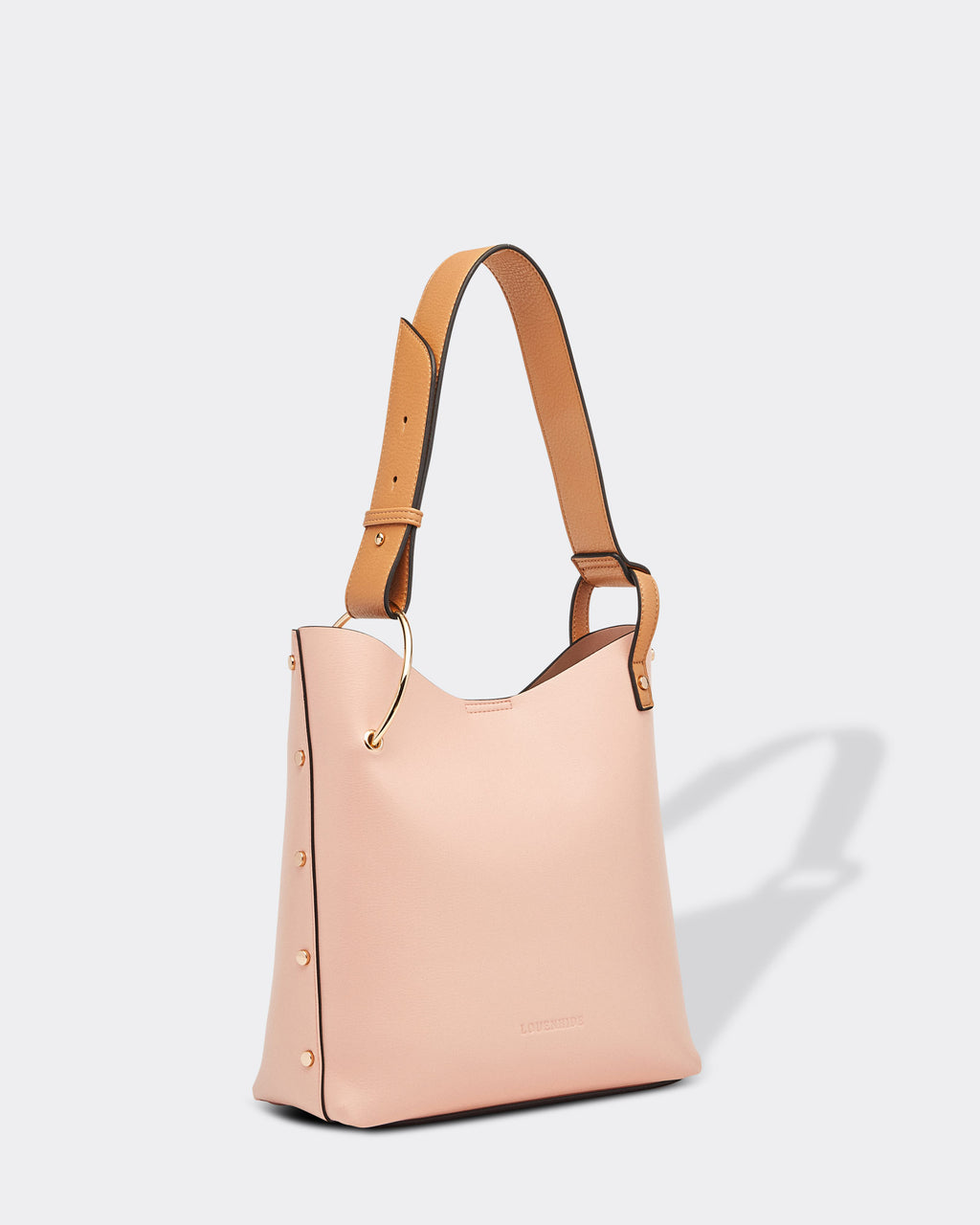Stud Bag Pale Pink
