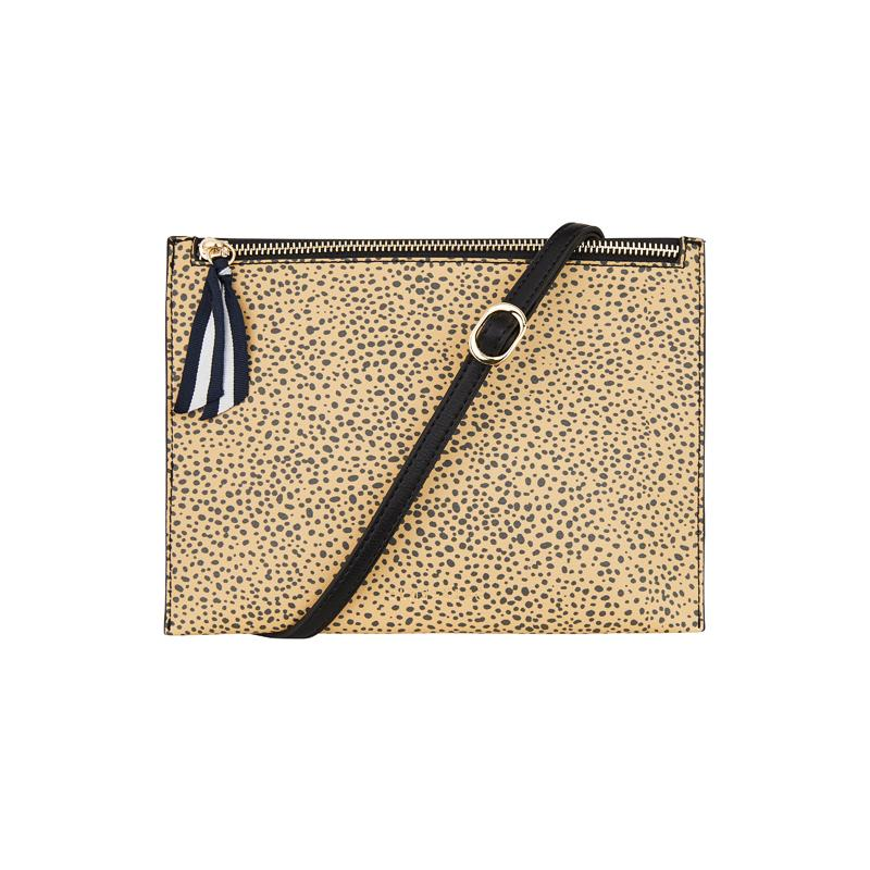 Messenger Bag in Cheetah