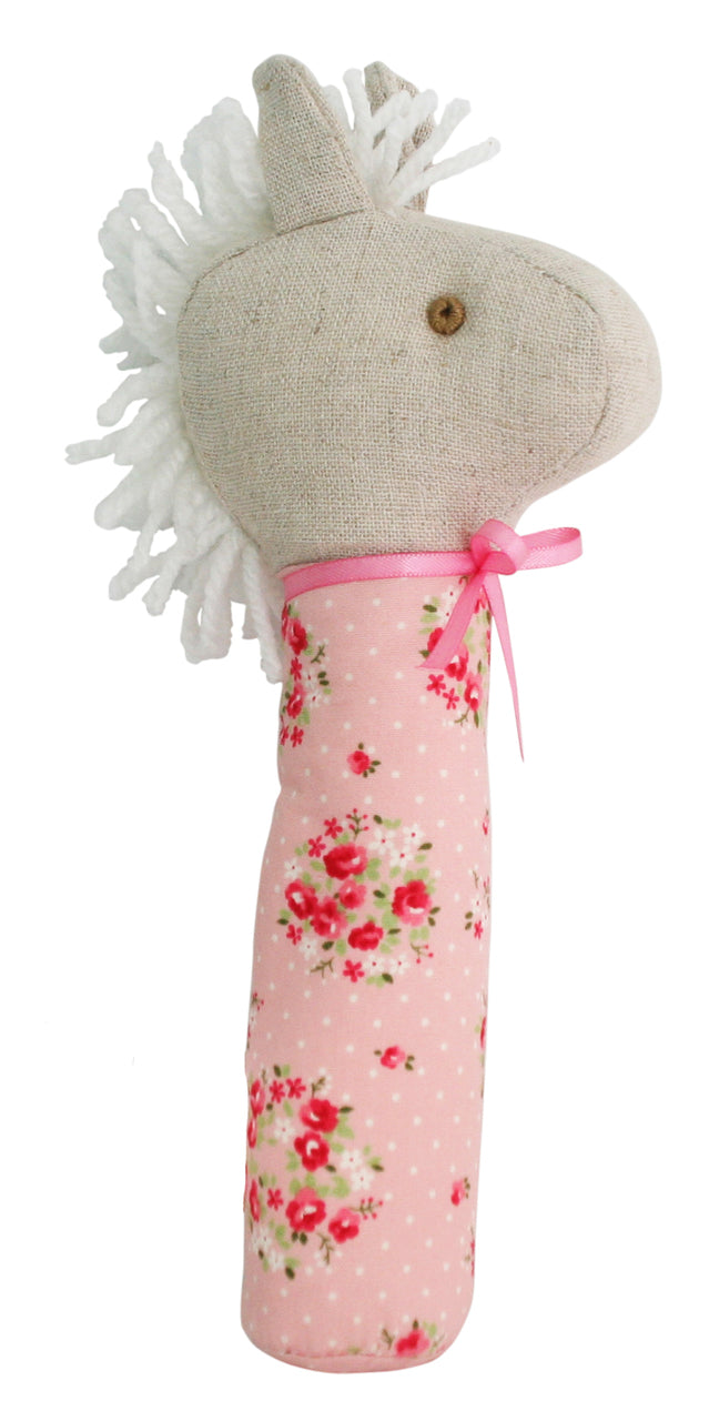 Floral Pony Squeaker