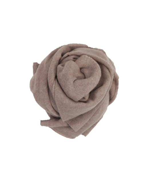 Cashmere Topper - Natural