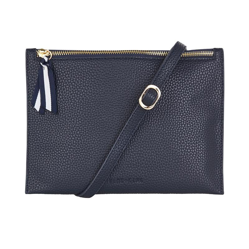 Messenger Bag in French Navy