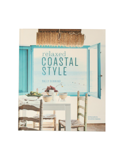 Relaxed Coastal Style - Book