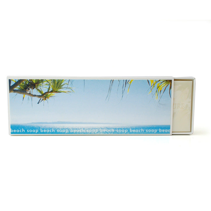 Signature Boxed Soap - Beach Design #1