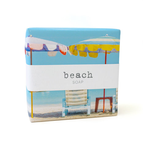 Signature Wrapped Soap - Beach Umbrella