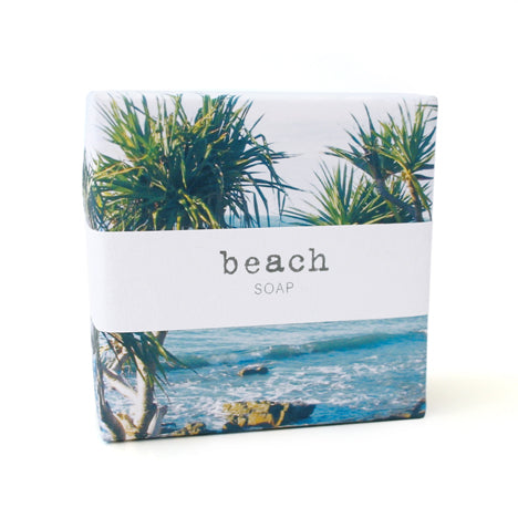 Signature Wrapped Soap - Beach Tea Tree