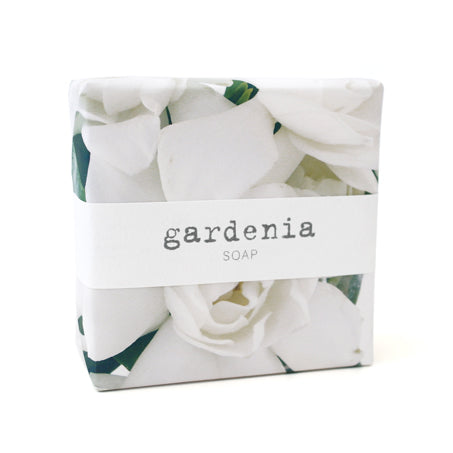 Signature Wrapped Soap - Gardenia