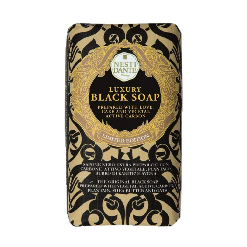 Luxury Black Soap