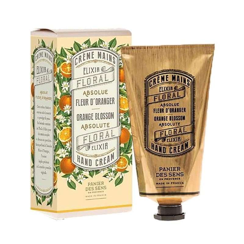 Panier Des Sans Orange Blossom Hand Cream