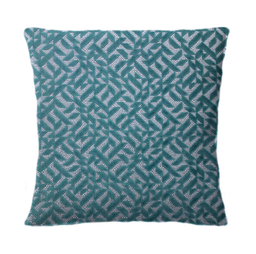 Signature Velvet Pattern Cushion