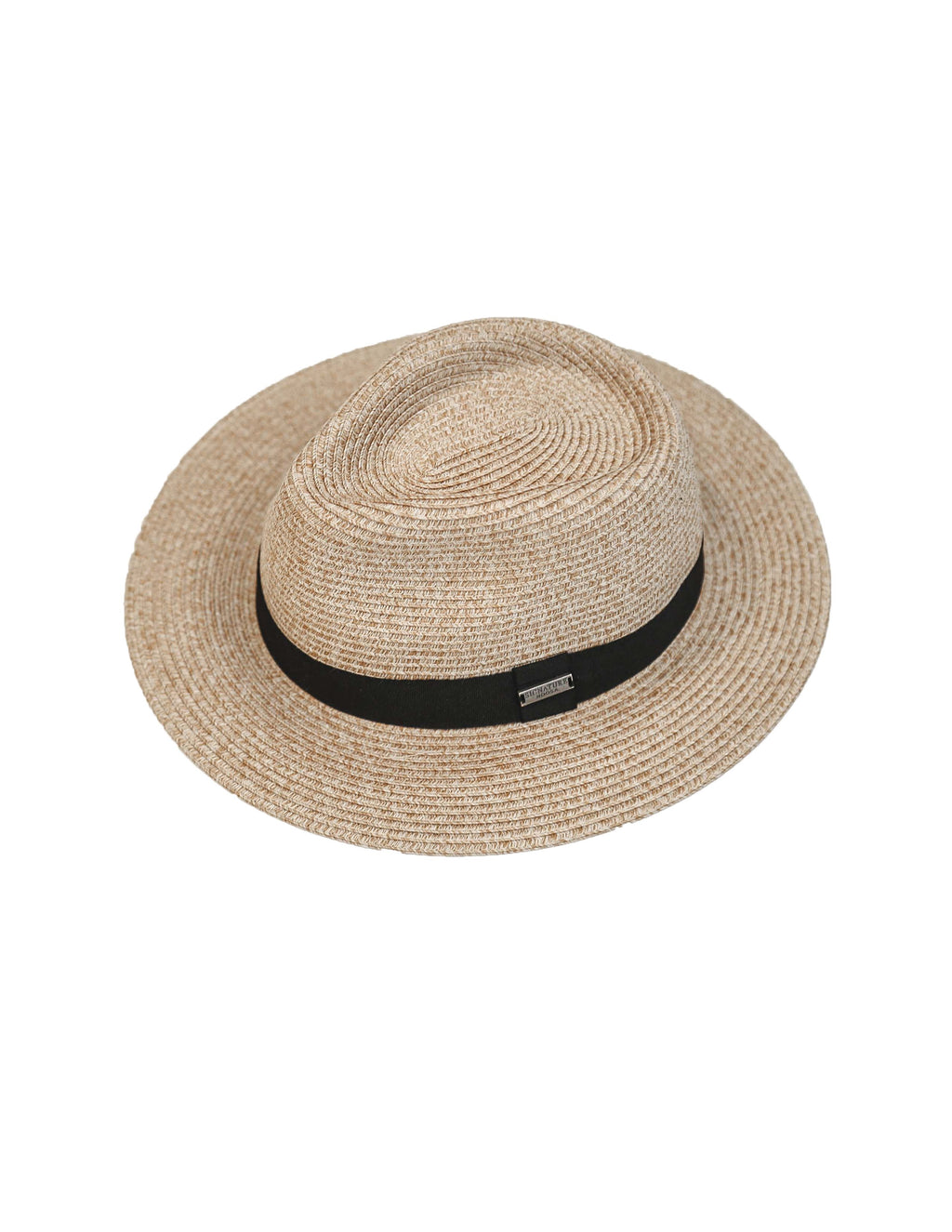Natural Fedora - Hat