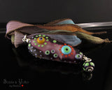 Melodie - Lampwork Pendant/Necklace