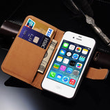 iphone accessory - Fashion accessories ,clothing, jewelry, 4S Flip Wallet Leather Cover Case for iPhone 4S 4 Luxury Stand Mobile Phone Bag for iphone 4 4S Case Cover Coque - clothing, Gorgeous things online - gorgeous things online