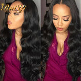 7A Grade Brazilian Virgin Hair Body Wave 3 Bundles 100% Human Hair Rosa Hair Products Natural Color Brazilian Hair Weave Bundles