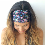 head band - Fashion accessories ,clothing, jewelry, 2016 Sweet Women Girl Print Floral Flower Wide Headband Bandanas Head  Hair band Accessories - clothing, Gorgeous things online - gorgeous things online