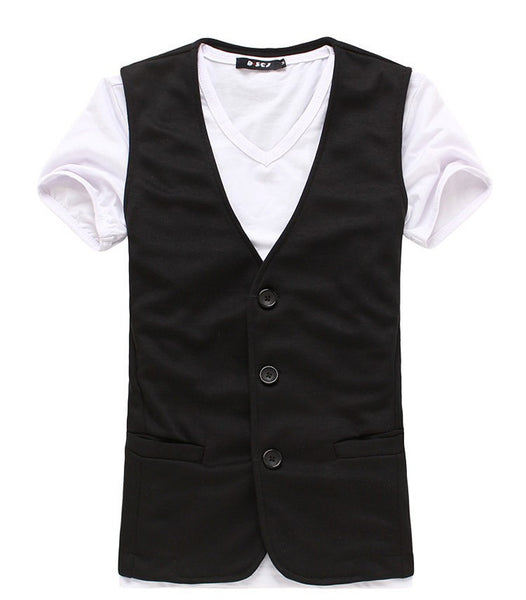 - Fashion accessories ,clothing, jewelry, 2015 Spring Fashion New Basic Casual Men Suit Vest  Brand Quality Casual Solid Waistcoat Free Drop Shipping  3 Color - clothing, Gorgeous things online - gorgeous things online
