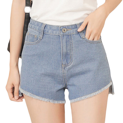 - Fashion accessories ,clothing, jewelry, 2016 Summer Newest Korean Style Sexy Hot  Women Jeans Shorts Fashion Tassel High-Waist Denim Short Slim Fit Wide Leg Shorts - clothing, Gorgeous things online - gorgeous things online