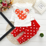 - Fashion accessories ,clothing, jewelry, 2017 new Spring children girls clothing sets mouse early autumn clothes bow tops t shirt leggings pants baby kids 2 pcs suit - clothing, Gorgeous things online - gorgeous things online