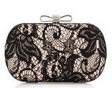 Free Shipping Women's Crystal Evening bag Retro Beaded Clutch Bags Wedding Diamond Beaded Bag Rhinestone Small Shoulder Bags
