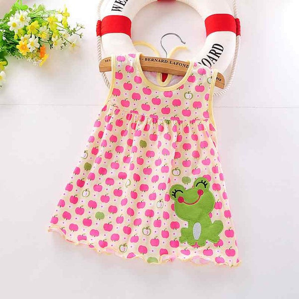 baby clothes - Fashion accessories ,clothing, jewelry, 2016 Cute Vestido infantil Baby Girl Dress Cotton Regular Sleeveless A-Line Dresses Casual Clothing Minin Princess 3-18 Months - clothing, Gorgeous things online - gorgeous things online