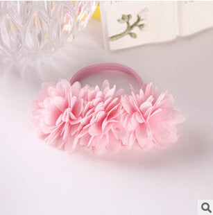 head band - Fashion accessories ,clothing, jewelry, Chiffon flowers children baby girls headwear hair accessories rubber bands barrettes girl headwear bow Retail wholesale Boutique - clothing, Gorgeous things online - gorgeous things online