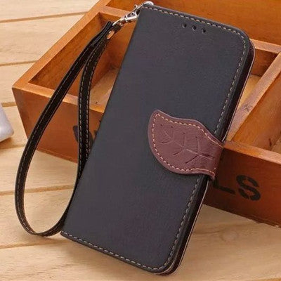 Leaf Clasp Wallet Case for Lenovo A6000 Case Cover Luxury Flip Case Cover Lenovo A6000 Coque Fundas Custodia  PU Leather