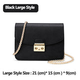 SENDEFN Brand Quality Leather Women Messenger Bags Fashion Women Shoulder Bags Ladies Satchels Women Handbags Crossbody Bags