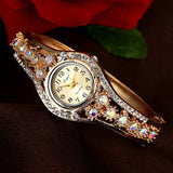 Lvpai Women Watches 2016 Rhinestone Bracelet Wristwatches Fashion Classic Ladise Watches Luxury Vintage Wrist Dress Quartz Watch