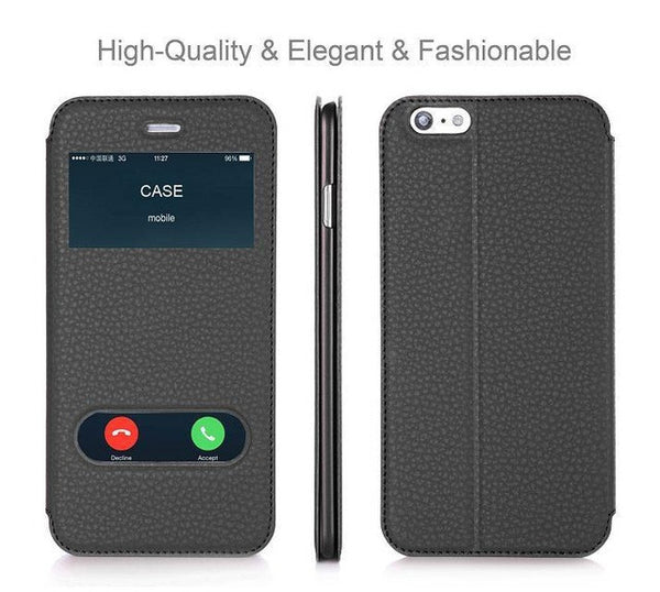 iphone accessory - Fashion accessories ,clothing, jewelry, Case For Apple iPhone 6 Plus & iPhone 6S Plus Luxury PU Leather Flip Wallet Case Cover With Kickstand Capa Phone Cases 5.5 inch - clothing, Gorgeous things online - gorgeous things online
