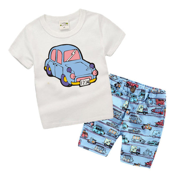 - Fashion accessories ,clothing, jewelry, 2017 Latest Kids Boys Clothes Set Cartoon Car Pattern Organic Cotton Toddler Boys Clothing Sets Fashion Children Clothing T6204 - clothing, Gorgeous things online - gorgeous things online