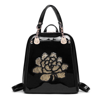 backpack - Fashion accessories ,clothing, jewelry, Famous Brand Backpack Women Backpacks Solid Fashion School Bags For Girls Black PU Leather Backpack Mochilas Mujer 2016Sac A Dos - clothing, Gorgeous things online - gorgeous things online