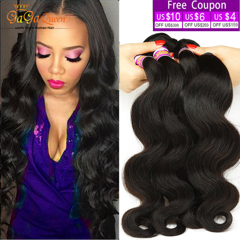7a Mink Brazilian Virgin Hair Body Wave 4 bundles Brazilian Body Wave Rosa Hair Products Brizilian Virgin Hair Human Hair Weave