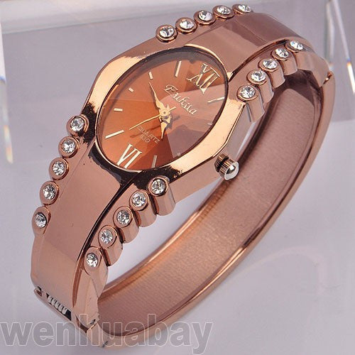 wrist watch - Fashion accessories ,clothing, jewelry, 2016 Fashion Bracelet Watches women quartz dress watch luxury rose gold rhinestone Clock Ladies watches hours relogio feminino - clothing, Gorgeous things online - gorgeous things online