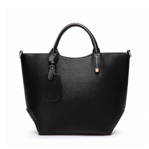 Wilicosh 2016 European Style Women Bags Fashion Women's Handbags PU Leather Bucket Messenger Tote Bag Feminina Brand Bag HC123