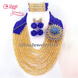 jewelry set - Fashion accessories ,clothing, jewelry, Big Promotion African Beads Jewelry Set Nigerian Wedding African Jewelry Sets Crystal Beads Jewelry Sets  E1034 - clothing, Gorgeous things online - gorgeous things online