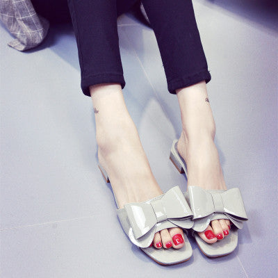 slippers - Fashion accessories ,clothing, jewelry, 2016 slippers female fashion cool summer slippers  anti-slip ms tidal flat slippers - clothing, Gorgeous things online - gorgeous things online