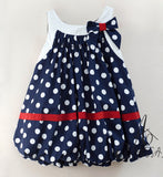 baby clothes - Fashion accessories ,clothing, jewelry, 2017 Cute Baby Dresses Baby Girls Clothing Princess Lantern Girls Dress Party Wedding Costumes Polka Dots Bow Baby Girl Clothes - clothing, Gorgeous things online - gorgeous things online
