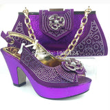 shoe bag set - Fashion accessories ,clothing, jewelry, Blue Shoes and Bag To Match Italian African Wedding Shoe and Bag Sets Matching Shoes and Bags for Parties Hot Selling Shoes Bag - clothing, Gorgeous things online - gorgeous things online