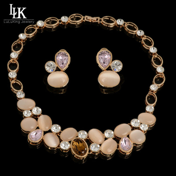 - Fashion accessories ,clothing, jewelry, 2016 Latest Haute Couture Luxury Jewelry Sets Big Maxi Necklace Earrings For Women High Quality Dubai Gold Plated Jewelry Set - clothing, Gorgeous things online - gorgeous things online
