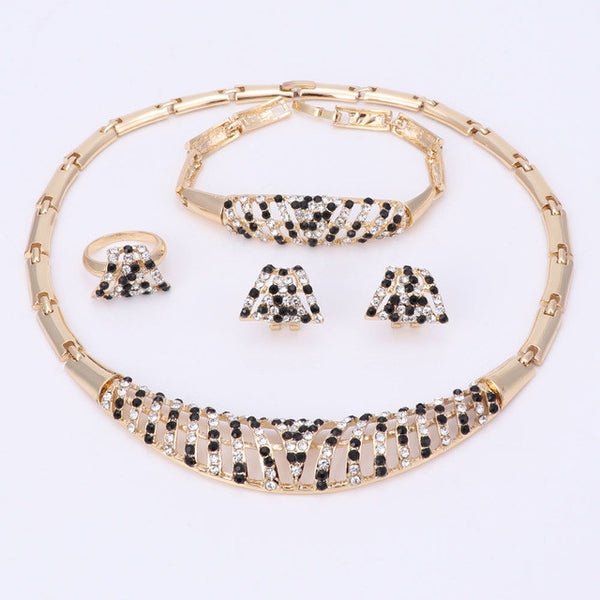 - Fashion accessories ,clothing, jewelry, 2017 New Fashion African Costume Jewelry Sets Dubai Gold Plated Jewelry Set Elegant Necklace Earrings Design For Women Gift - clothing, Gorgeous things online - gorgeous things online