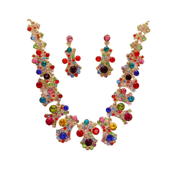 - Fashion accessories ,clothing, jewelry, 2016 Top quality Fashion African Costume Jewelry Sets Dubai Gold Plated Jewelry Sets Elegant Statment Necklace Earring For Women - clothing, Gorgeous things online - gorgeous things online